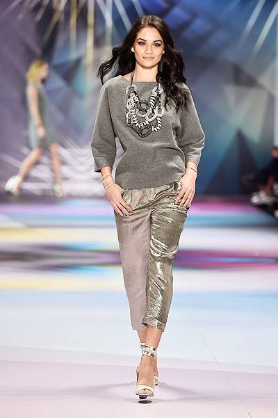 Swarovski - Runway - Mercedes-Benz Fashion Week Australia 2014